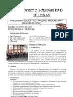 Proyecto programa educativo