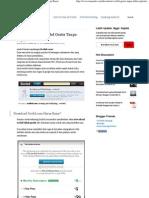 Cara Download Di Scribd