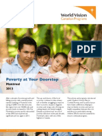 Poverty at Your Doorstep