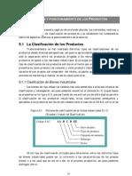 CLASIFICACIÓN Y POSICIONAMIENTO DE LOS PRODUCTOS