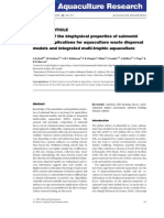 Review of the Biophysical Properties of Salmonid
