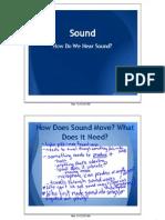 Sound Discourse W