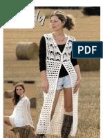 22nd March Crochet Coat