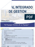 Manual Integrado de Gestión