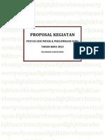 Proposal Tahun Baru 2013-2