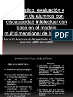 02 Diagnóstico, evaluación y atención de alumnos con discapacidad intelectual con base en el modelo multidimensional de la AAIDD