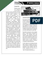 Caso Club Medico Deportivo Bodytech