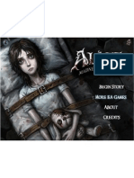 Alice, Madness Returns Appstore Book