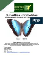 Guia de borboletas da Mata Atlântica