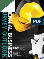 CAM Biennial Business Survey 2011-2012