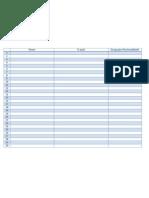 Lista de Cadastro Panambi