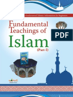 Fundamental Teachings of Islam Part-I, Al Madinat-ul-Ilmiyah Dawat-e-Islami, Pakistan