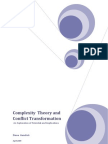 Complexity Theory and Conflict Transformation