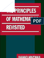 The Principles of Mathematics of Russell Revisited