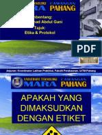 Etika&Protokol Nias Ahmad