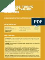 117171004 VegVoyages Terrific Tastes of Thailand Adventure