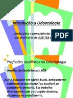 3-Profissões auxiliares na Odontologia