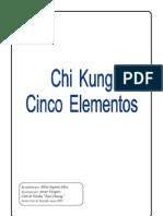 Chi Kung - Cinco Elementos