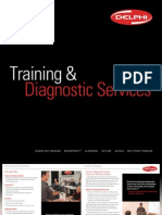 Delphi Product&Svc Solutions NA Training Diag Brochure
