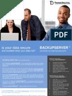 Apresentação BackupServer (v1.2-XS)