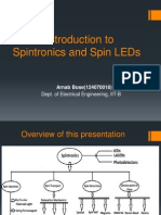 Indroduction to Spintronics
