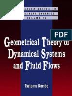 Advances Series in Non Linear Dynamics Vl 23
