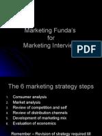 Marketing Funda's