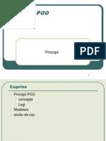 2. POO - Principii
