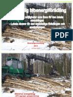 Småskalig förädling av Bioenergi 2013 SE Ulf-Peter Granö
