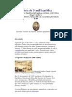 História do Brasil República