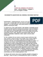 Sant'Agostino - 17 Questioni Sul Vangelo Di Matteo (ITA)