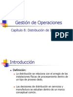 08 - Distribucion de Instalaciones