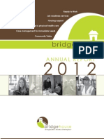 BridgeHouseAnnualReport 2012