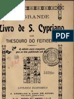39307124 Sao Cipriano O Grande Livro