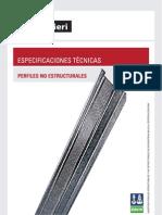 ETP Perfiles No Estructurales Barbieri- V4 - Ene08