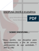 DISCIPLIN..