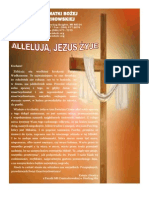 Biuletyn 3-31-2013 Wielkanoc