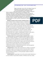 Modele Contemporane Ale Sistemelor Economice