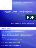 CURS 6 - Create Forms S