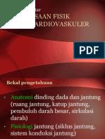 Kuliah Pengantar Pemeriksaan Kardiovaskuler