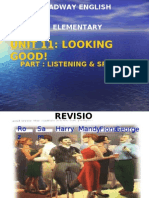 New Headway English Course Elementary Unit 11