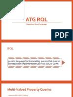 ATG RQL