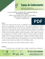 O USO DO SOFTWARE CMAPTOOLS PARA ANÁLISE DE LIVROS DE METODOLOGIA CIENTÍFICA