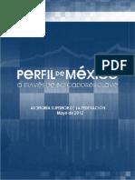 Perfil de Mexico 2012