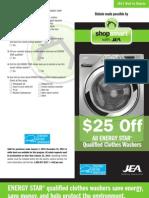 JEA-Clothes-Washer-Rebates