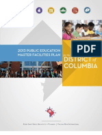2013 Public Education Master Facilities Plan