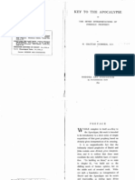 Key to the Apocalypse or the Seven Interpretations of Symbolic Prophecy by Henry Grattan Guinness