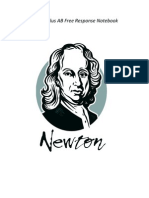 Newton Notebook 2