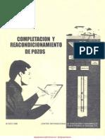 CIED PDVSA - Completacion y Reacondicionamiento de Pozos (1ra Edición)