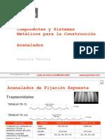 Acanalados TERNIUM Fichas Tecnicas SEP2009